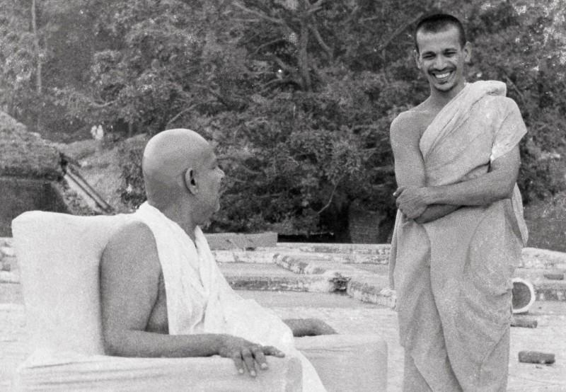 Chidananda vith the Guru - Családról, boldogulásról - Jóga-sziget