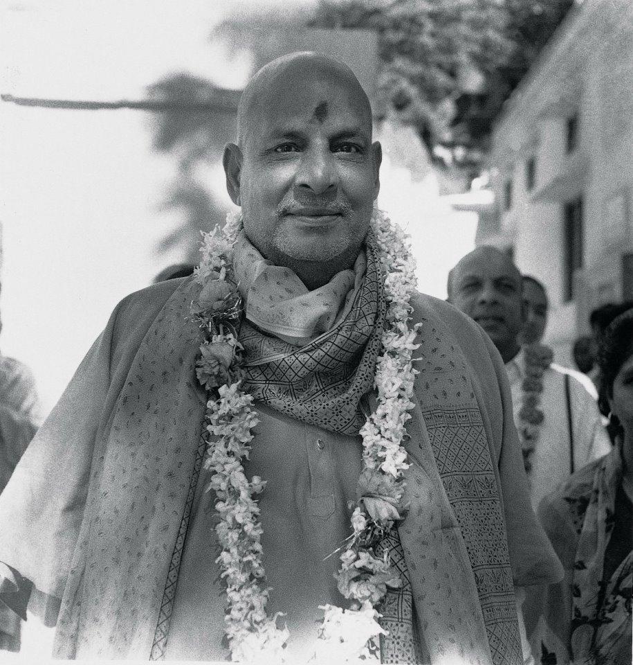 Srí (Áldott) Szvámí Sivánanda - Hogyan találkoztam a Mesterrel