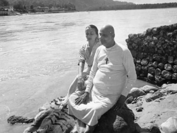Gurudév szvámí Rádhával
