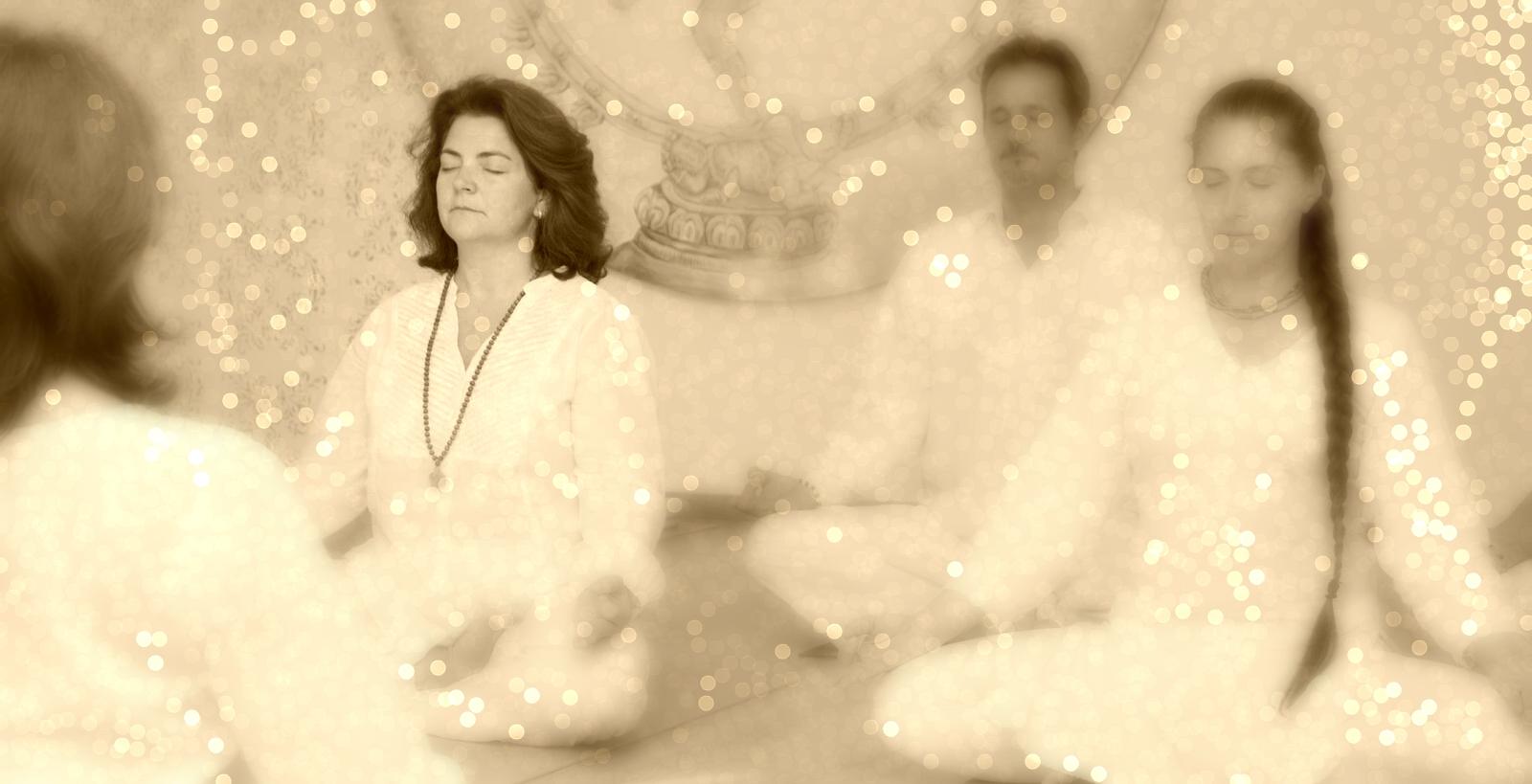 Mantraéneklés meditációval