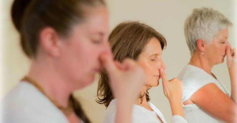 Pránájáma - Légzés szabályozás - Légzőgyakorlatok