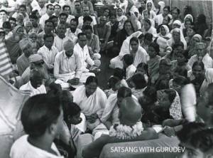Szatszang Szvámí Sivánandával, a nagy jógival