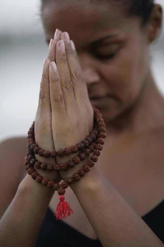 Mantrák isteni erőt hordoznak