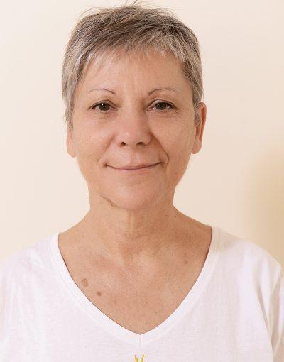 Kun Zsuzsa jógaoktató