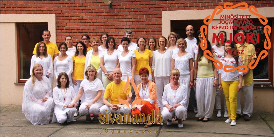 Sivananda Jógaoktatói képzés