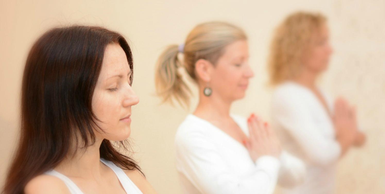 csendes meditáció