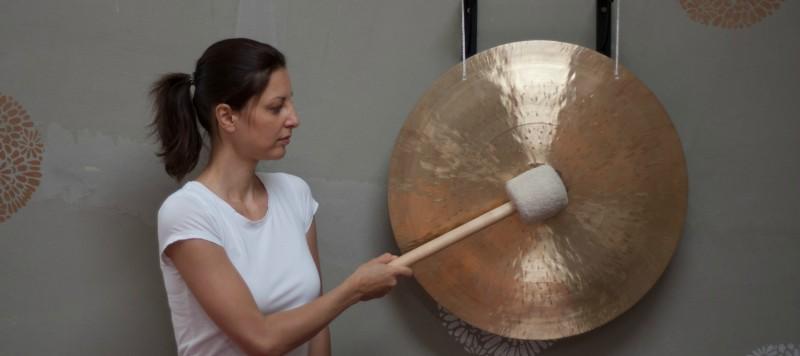 Gongmeditáció