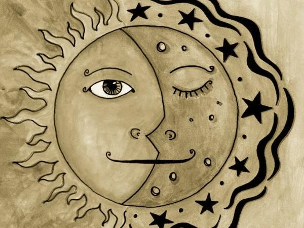 Nap és hold gyakorló