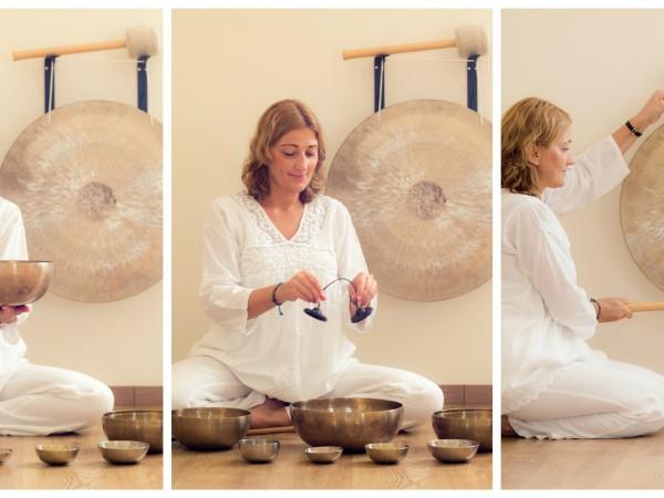 Hangfürdő és Gongmeditáció