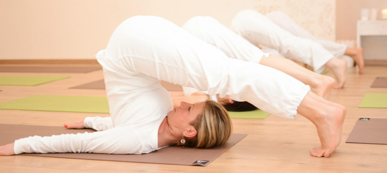 Haladó hatha jóga