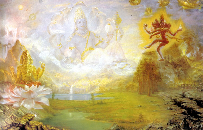 Jóga és Istenség
