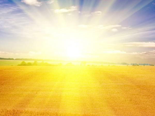 Napüdvözlet fohász