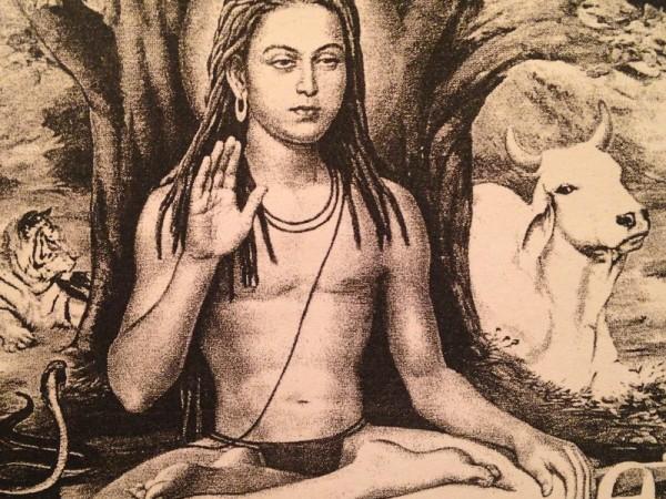 Swami Vishvananda Saraswati