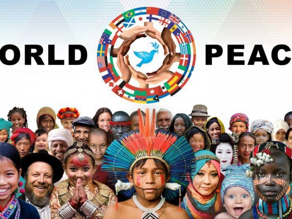 unify Világbéke meditáció