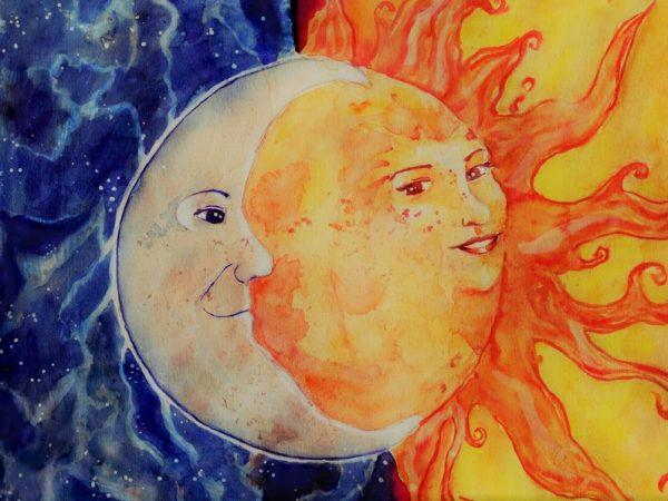 föld-nap-hold üdvözlet