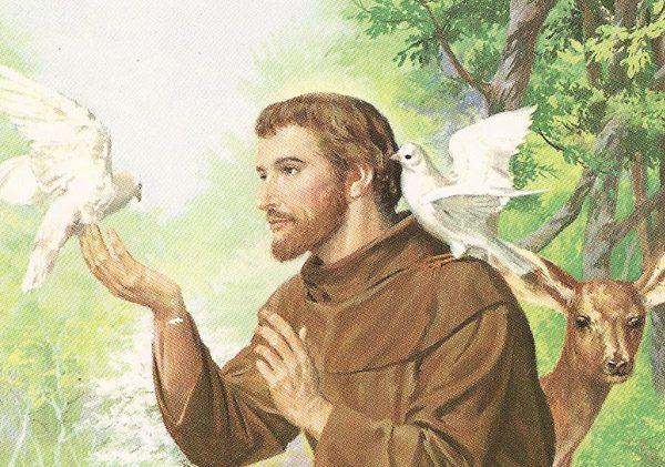 Asssi Szent Ferenc imája